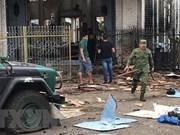Revelan que matrimonio indonesio realizó atentado suicida en Filipinas