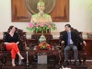 Muestran empresas australianas interés en invertir a largo plazo en provincia vietnamita de Can Tho