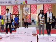 Triunfa deportista vietnamita en Torneo Internacional de Bádminton en Ghana