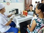 Despliegan en Vietnam programa de vacunación contra el virus del papiloma humano