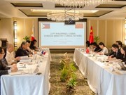 Celebran Filipinas y China consultas a nivel de cancillerías