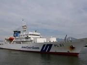 Visita buque guardacostas de Japón ciudad centrovietnamita de Da Nang