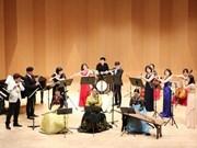 Participarán artistas del mundo en concierto Melodía del Otoño 2019 en Vietnam