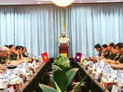 Vietnam y Laos sostienen primer intercambio de políticas de defensa