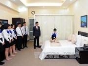 Ofrecen en Vietnam curso de capacitación de administración hotelera con asistencia suiza