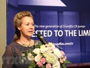 Comparte Dinamarca experiencias con Vietnam en respuesta al cambio climático