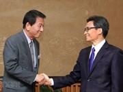 Destaca vicepremier de Vietnam relaciones amistosas con Japón