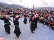 Canto Then, el alma del grupo étnico Tay