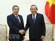 Espera Vietnam apoyo japonés en la inspección y creación del gobierno electrónico