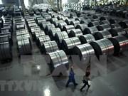 Crecen la producción y consumo de acero de Vietnam en primer semestre de 2019