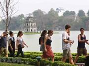 Visitan  Hanoi casi 17 millones de turistas en primeros siete meses de 2019