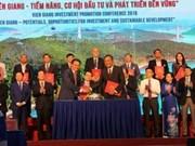 Recibe empresa Mavin licencia para proyecto millonario de centro acuícola en Vietnam
