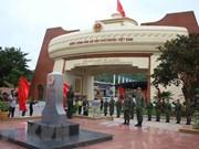 Realizan Vietnam y Laos patrullaje fronterizo conjunto durante intercambio amistoso