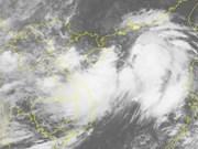Anuncian en Vietnam formación en Mar del Este de tormenta tropical Wipha