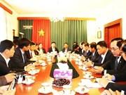 Busca ciudad vietnamita de Can Tho oportunidades de cooperación en República Checa