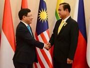 Vietnam se compromete a fortalecer la unidad y cohesión de la ASEAN