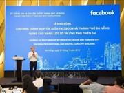 Desarrolla ciudad vietnamita con colaboración de Facebook programa de respuesta a desastres