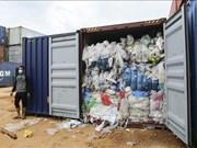 Devuelve Indonesia a Francia y Hong Kong desechos importados