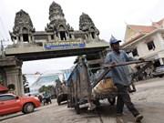 Aumentó comercio fronterizo de Tailandia en primer semestre de 2019