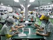 Participan más de 300 empresas vietnamitas en redes de producción multinacional