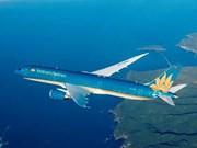 Pondrá en funcionamiento Vietnam Airlines su primer Boeing 787-10 Dreamliner