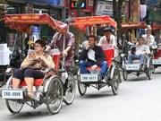 Triciclo, atracción turística de Vietnam
