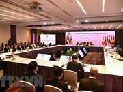 Reiteran cancilleres de ASEAN importancia de mantener la paz en el Mar del Este