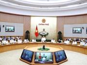 Destaca primer ministro de Vietnam signos positivos de situación socioeconómica nacional