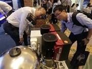 Inauguran en Vietnam exhibición de equipos hidráulicos de Dinamarca