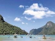 Permanecen abiertas en Filipinas playas de El Nido durante seis meses de limpieza
