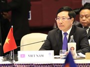 Concede la ASEAN importancia a fortalecer cooperación efectiva con sus socios