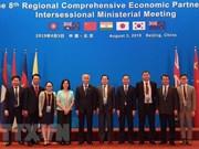 Proyectan firmar RCEP en Vietnam en 2020