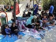 Expresa ASEAN preocupación por situación de niños en conflictos armados