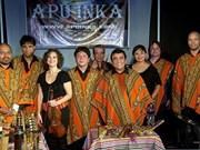 Concierto de música folclórica por 25 años de relaciones entre Vietnam y Perú