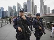 Refuerza Singapur seguridad ante las celebraciones por el Día Nacional