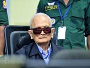 Muere Nuon Chea, número dos de régimen de Khmer Rojo