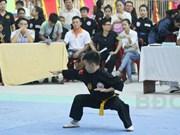 Anuncian Festival Internacional de Artes Marciales en provincia vietnamita de Binh Dinh