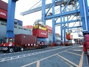 Cuatro sectores exportables de Vietnam ingresan más de 10 mil millones de dólares