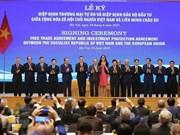 Incrementarán inversiones en Vietnam tras firma de tratados comerciales con la UE