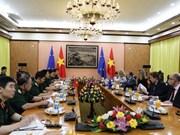 Comprometidos Vietnam y la UE a fortalecer nexos en defensa