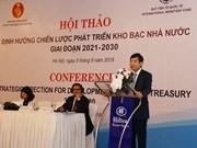 Comparte FMI experiencias para desarrollo del Tesoro Estatal de Vietnam