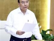 Preside primer ministro vietnamita reunión temática sobre elaboración de leyes