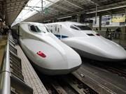 Apoya Japón a  Indonesia para desarrollar sistema ferroviario de alta velocidad