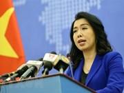 Vietnam se opone a los ejercicios militares de China en archipiélago de Hoang Sa