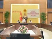 Anuncian programa de supervisión del Parlamento de Vietnam en 2020