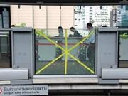Hallan una bomba sin detonar en Bangkok