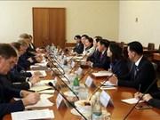 Delegación del Ministerio del Interior de Vietnam visita Rusia