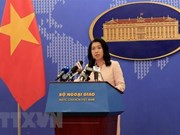 Reitera Vietnam voluntad de dialogar sobre el Mar del Este con países relacionados