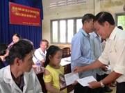 Provincia vietnamita se empeña en mejorar vida de víctimas del Agente Naranja