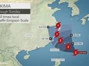 Reajustan aerolíneas vietnamitas vuelos a Taiwán por tifón Lekima